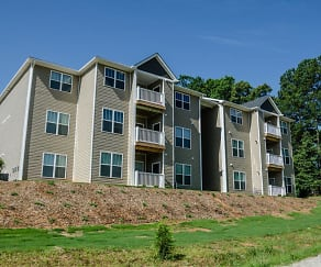 Building, Glen Brook Apartment Homes