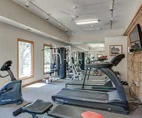 Fitness Weight Room, Hollidaysburg Manor