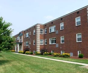 Building, Pacific Highlands Apartments