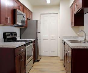 Kitchen, Chestnut Ridge