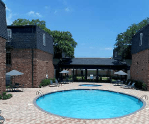Pool, Magnolia Ridge Apartment Homes