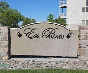 Community Signage, Elk Pointe