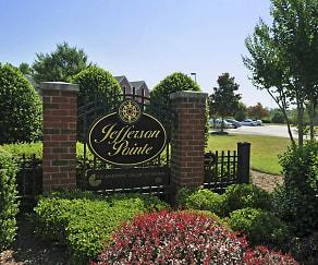Community Signage, Jefferson Pointe