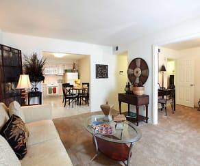 Living Room, Lakeside Rental Center