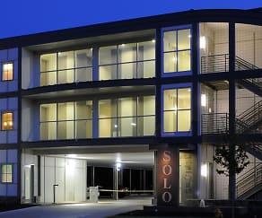 Building, Solo Luxury Apartments