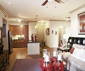 Living Room, The Fairmont San Felipe