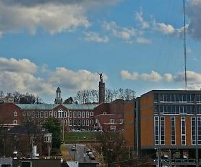 Building, University Place