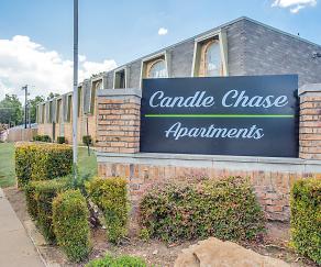 Community Signage, Candle Chase