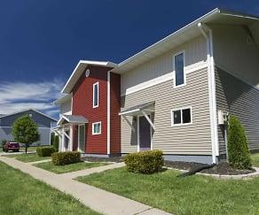 Building, Quail Ridge Townhomes & Apartments