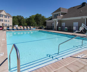 Pool, Summit Terrace Luxury Apartments