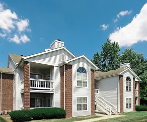 Building, Country Club Toledo Apartments