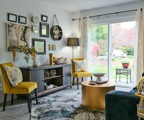 Living Room, Weaver Farm