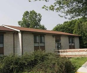 Building, General Lafayette