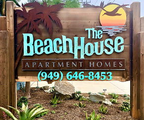 Entrance, Beach House Apartments