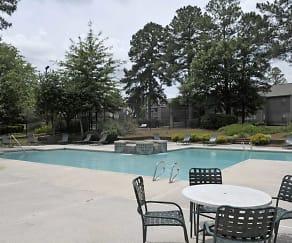 Pool, Summer Park Apartments