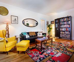 Living Room, The Montclair Gardens
