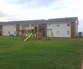 Playground, Park Place Apartments