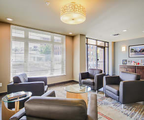 Leasing Office, Capitol's Edge Apartments