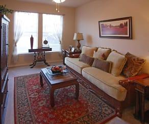 Living Room, Tower Ridge