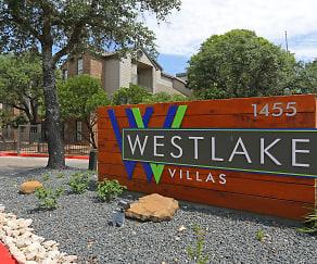 Community Signage, Westlake Villas