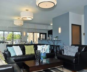 Living Room, Metropolitan Market Place
