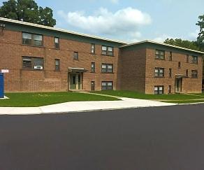 Building, Huntington Park Apartments