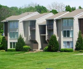 Building, Park Meadows