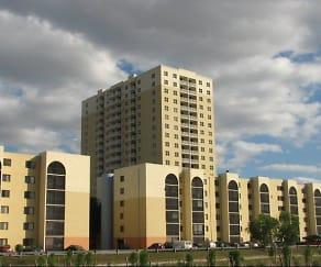 Building, Fontainebleau Milton