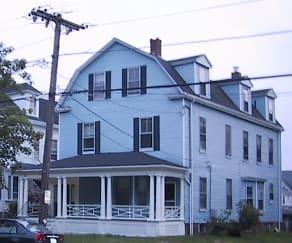 Building, 302 Lafayette St.