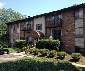Building, Chapelwood Apartments