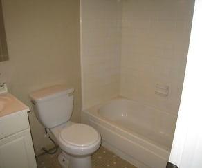Bathroom, 771 SW 8th Street 204