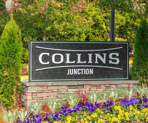 Community Signage, Collins Junction