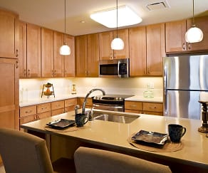 Kitchen, City Creek Landing