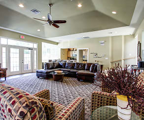 Clubhouse, Southcreek Apartments