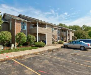 Building, Delaware Crossing Apartments