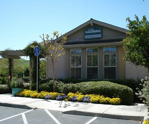 Leasing Office, Bollinger Crest Apartments