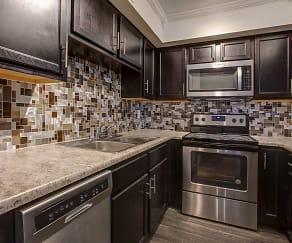Kitchen, Villas at Papago Apartments