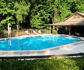 Pool, Mandarin Lanai