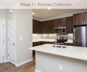 Kitchen, Avalon Walnut Ridge