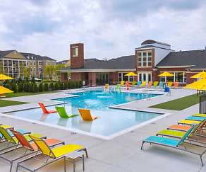Pool, Uptown In Canton