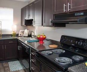 Kitchen, Hartwell Pointe