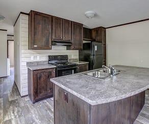 Kitchen, Miami View Estates