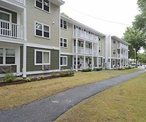 Building, Georgetowne Homes