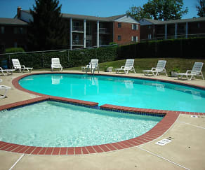 Pool, Belmont Village