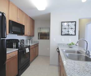 Kitchen, Liberty Apartment Homes