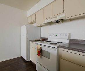 Kitchen, Las Ventanas