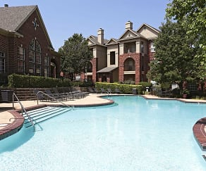 Pool, The Park At Memorial