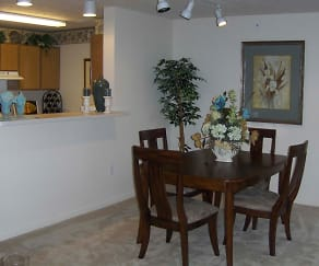 Dining Room, Alderwood Estates