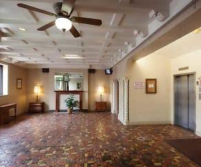 Foyer, Entryway, Coronado Apartments