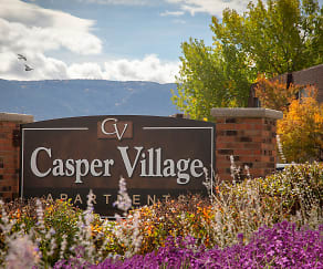Community Signage, Casper Village